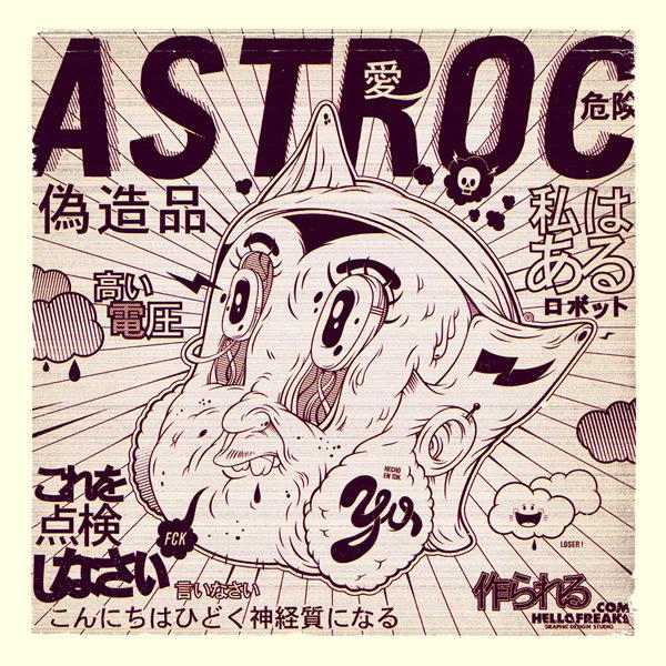 ASTROC by Hellofreaks