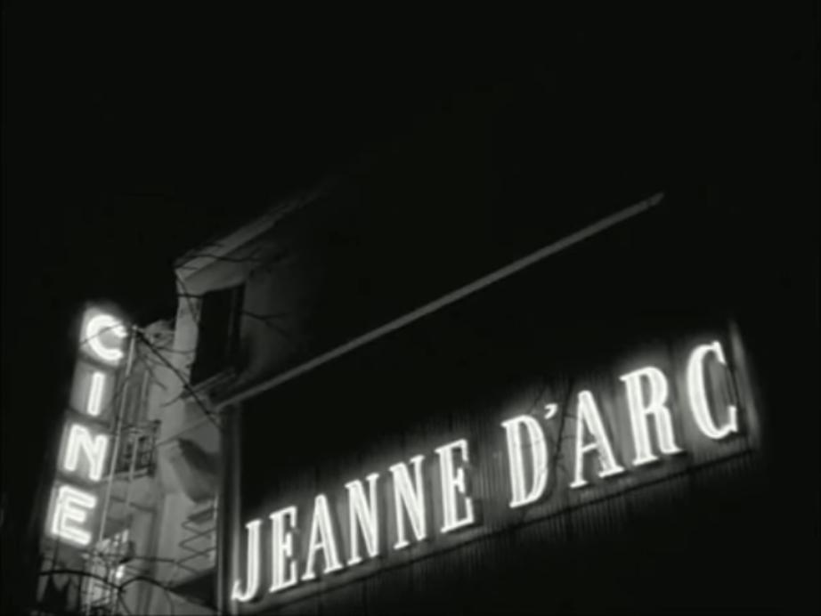 Cine Jeanne D'Arc